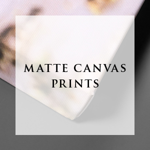 matte canvas prints